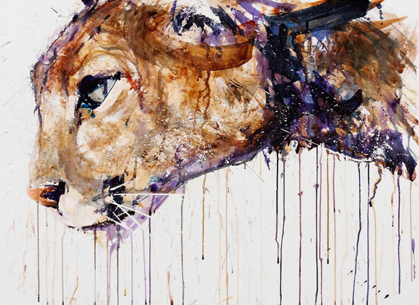 dave-white-art-lion