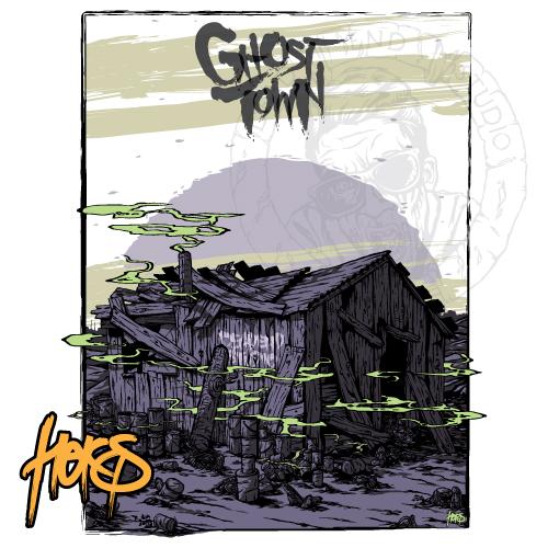 ghosttownprint